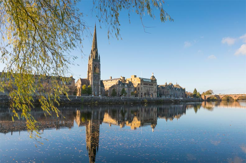 Top Five Places to Live in Scotland | Scotland org
