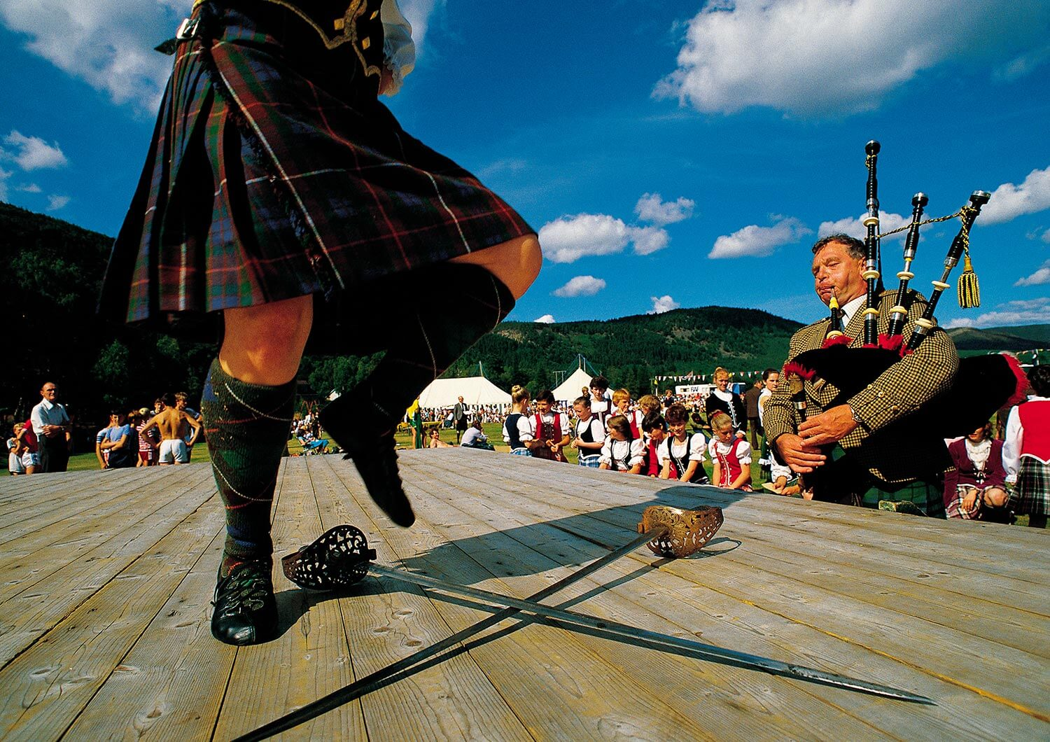About Highland Games | Scotland org