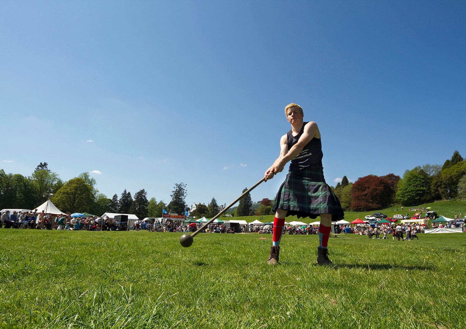 Highland Games Traditions | Scotland is Now
